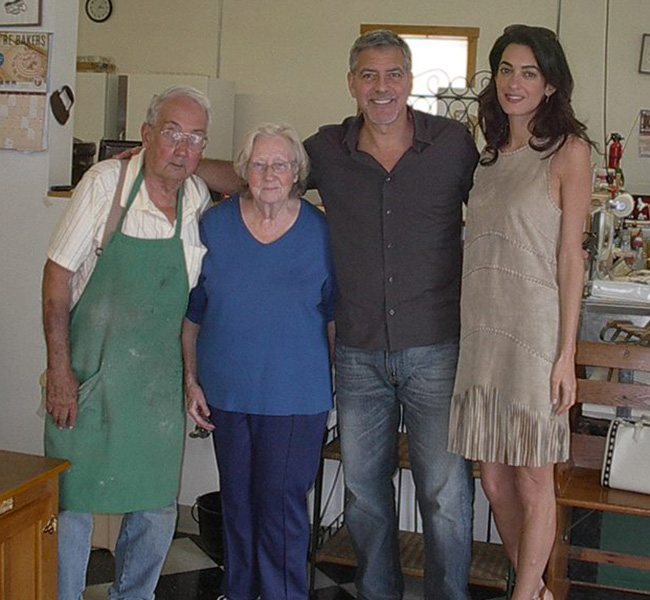 George and Amal in Kentucky 03. June 2015 George-1--z