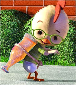 Crtani film Chickenlittle250a
