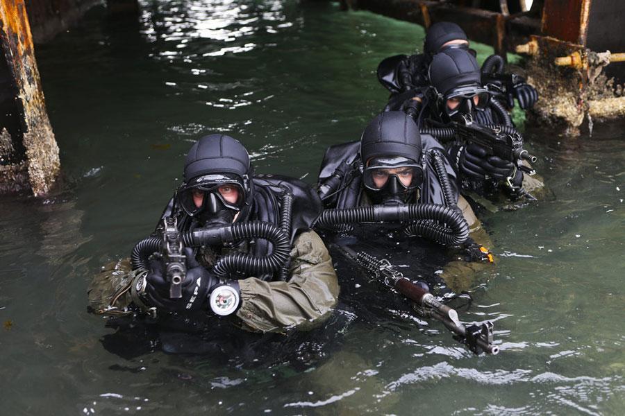 """وحدة النخبة البحرية في الجيش الإسرائيلي: """"السرية 13"""" ........Shayetet 13 0013729e43191243c46213"""