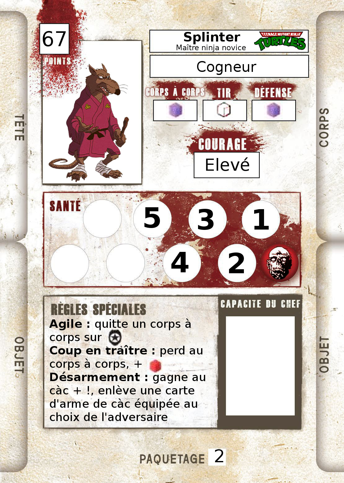 Créez vos cartes de personnages pour Walking Dead : All Out War ! Splinter_light