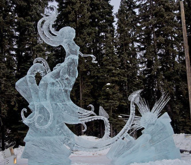 Ledena umetnost  - Page 8 Ice-Alaska-2013.-Multi-block.-Realistika.-2-mesto.-Foreign-Object