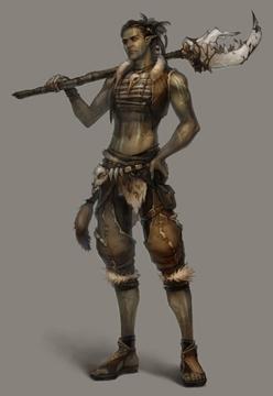 Éjtestvérek (ork, fél-ork, troll, goblin) Ej_felork3b