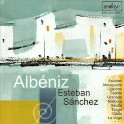 Esteban Sánchez Herrero (1934-1997) Albeniz3