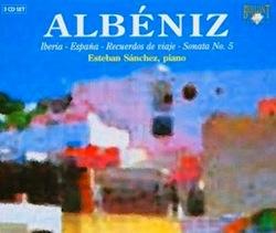 Esteban Sánchez Herrero (1934-1997) Albeniz4