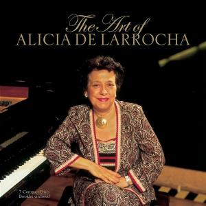 Alicia de Larrocha Art