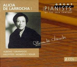 Alicia de Larrocha Great1