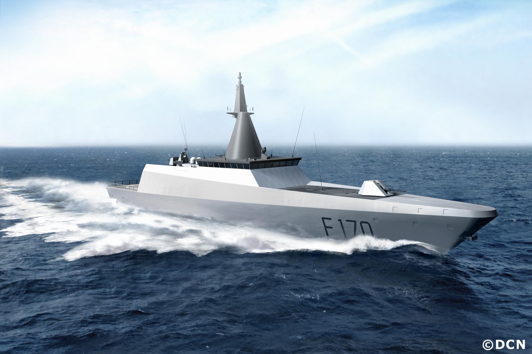 Rumeurs d'achat de corvettes/Frégates - Page 2 Gowind170