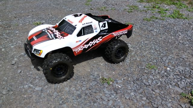 Projets : Slash 4WD MT + Slash 4WD GT - Page 2 IMG_20170729_133758