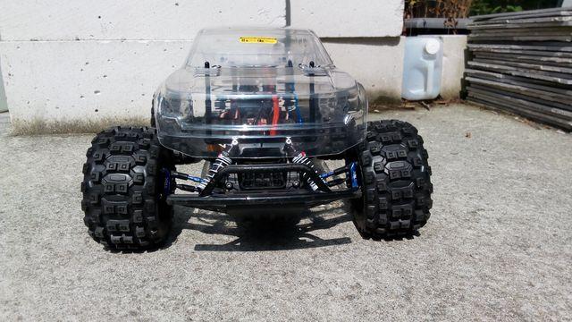 Slash 2WD to Monster Slash 2WD IMG_20170820_124316