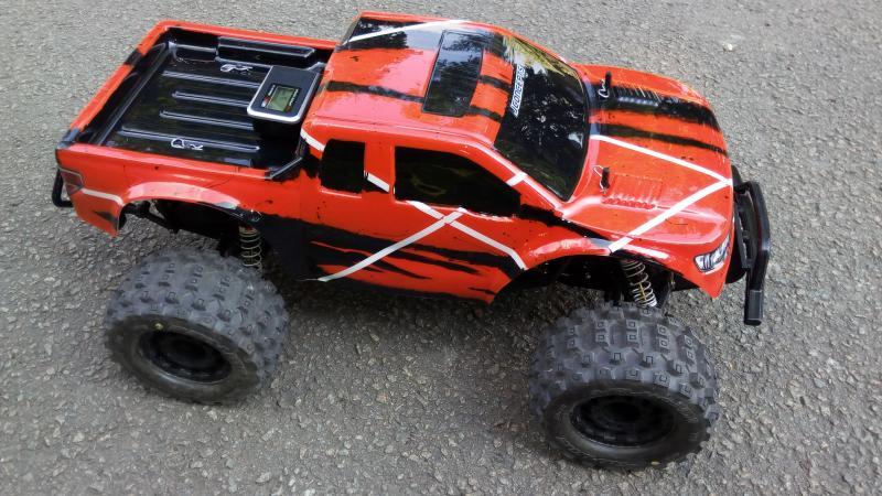 Slash 2WD to Monster Slash 2WD - Page 2 IMG_20170902_114834