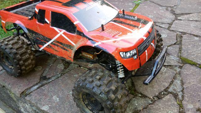 Slash 2WD to Monster Slash 2WD - Page 3 IMG_20170902_191509