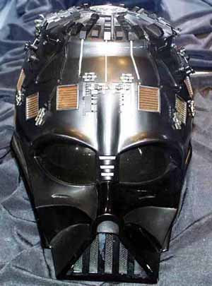 Tout savoir sur le costume de Darth Vader HelmetTreeRotjReveal