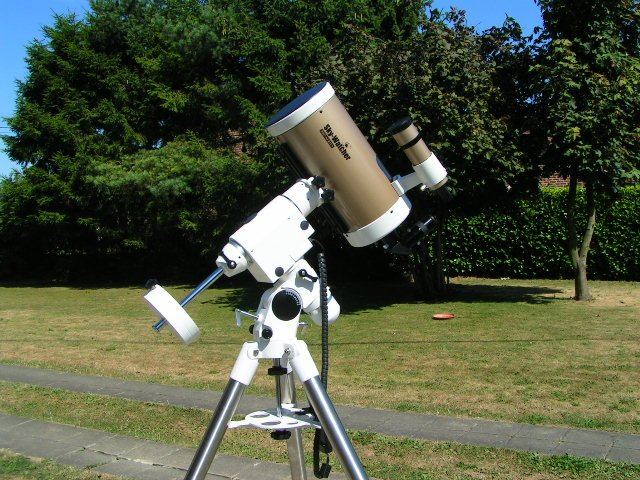Skywatcher Heq5 - Mak 150 The_beast
