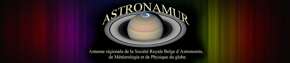Forum AstroNamur ASBL - Astronomie Amateur