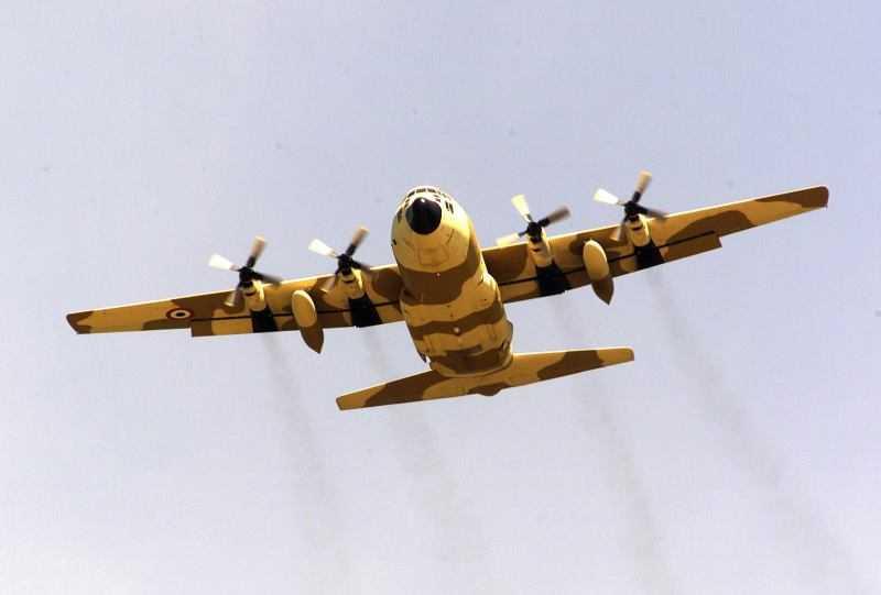 محاكي طائرة السي 130 H لمصر C130_eg
