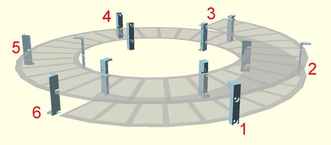 Impression 3D - réalisations pour la voie - GRATUITES - Page 2 SpiralN28-numR