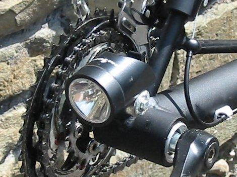 lumière avant Headlight