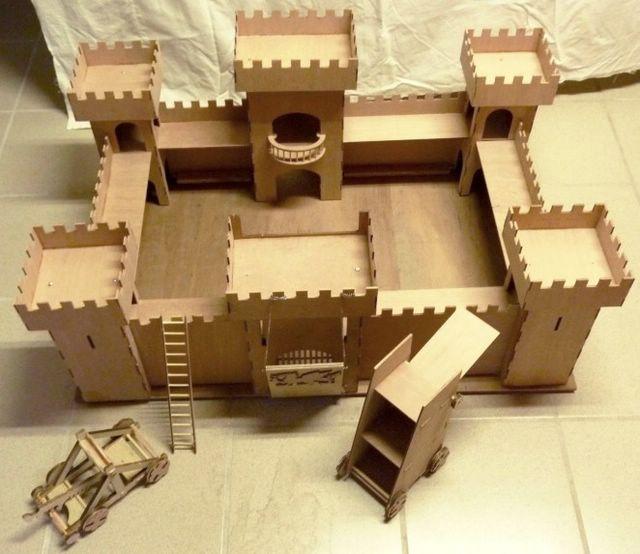 Un chateau-Fort a la CNC - Page 3 CFG03