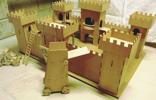 Un chateau-Fort a la CNC - Page 3 CFG06