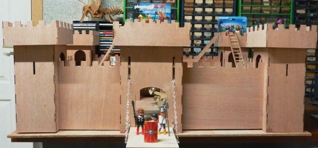 Un chateau-Fort a la CNC - Page 3 CFG08