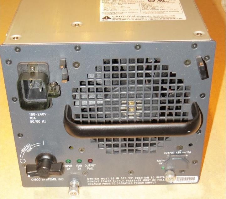 Controleur pour la PF750P Alim42v
