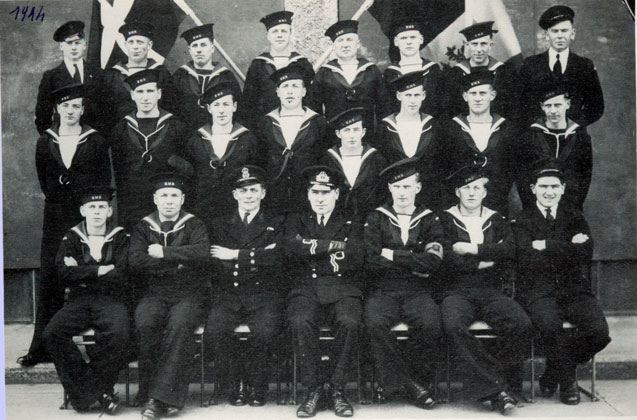 Royal Navy Section Belge - Page 3 1944