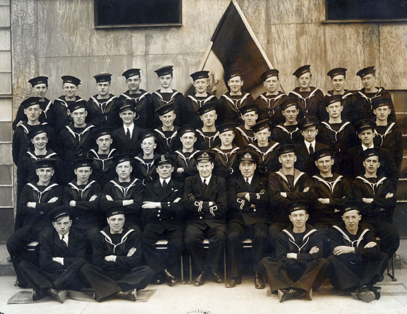 Royal Navy Section Belge - Page 3 Dec1944