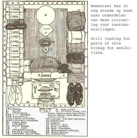 Royal Navy Section Belge - Page 5 Uitrustingkitbag
