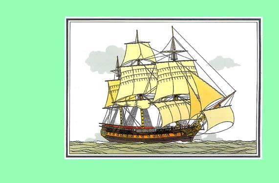 La frégate la Muiron. 1797-1850 023_Marin2