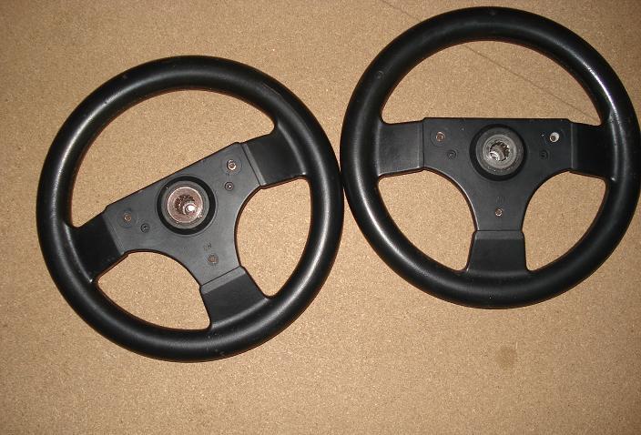 [FS] Sega & Midway steering wheels + shifters (Daytona,Scud) Daytona2