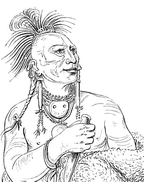 Indijanci na fotografiji i slici Native-american-jewelry-5