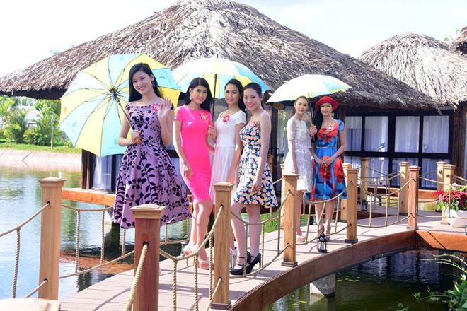 Khám phá nơi ngủ nghỉ xa hoa của 38 thí sinh Hoa hậu VN 1416880605_4