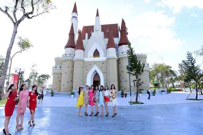 Khám phá nơi ngủ nghỉ xa hoa của 38 thí sinh Hoa hậu VN 1416880605_6