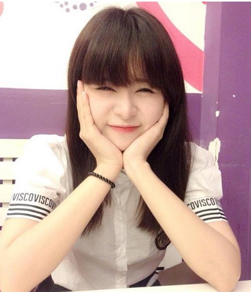 Dàn bạn gái xinh như hot girl của cầu thủ Việt 1413681924_2