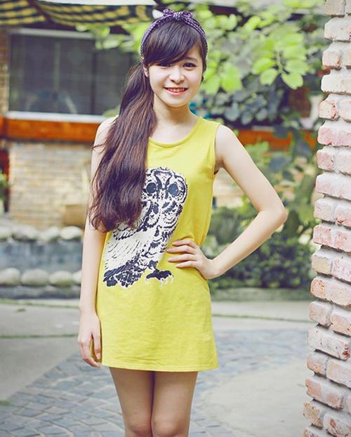 Dàn bạn gái xinh như hot girl của cầu thủ Việt 1413681925_3