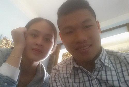 Dàn bạn gái xinh như hot girl của cầu thủ Việt 1413681925_4