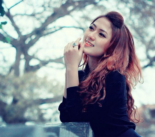 Dàn bạn gái xinh như hot girl của cầu thủ Việt 1413681927_9