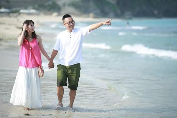 """Cặp đôi """"yêu nhau vì xấu"""" và bộ ảnh cưới chụp… ké trong 3 tháng 1413940361_13"""