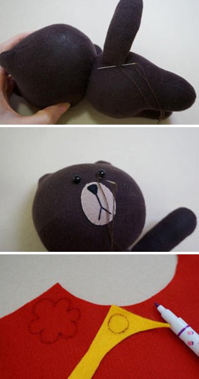 May gấu Brown và thỏ Cony từ tất cực đáng yêu 1416878279_4