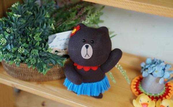 May gấu Brown và thỏ Cony từ tất cực đáng yêu 1416878281_11