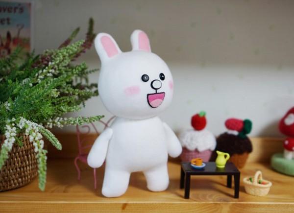 May gấu Brown và thỏ Cony từ tất cực đáng yêu 1416878281_12