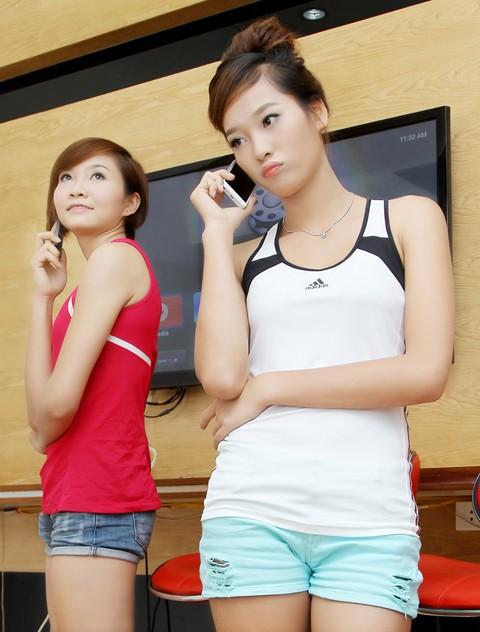 Hot girl Dương Thị Nhàn bỏ bóng chuyền lấy chồng đại gia 1417490175_2