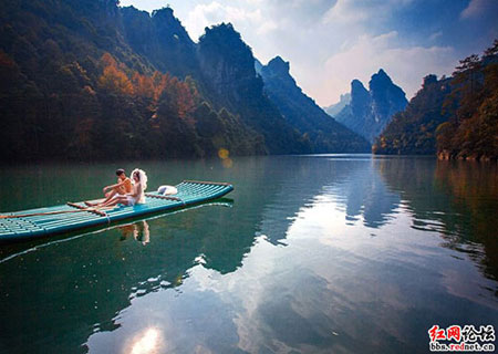 Ảnh cưới nude cực độc của cặp đôi mê phim Avatar 1417503631_1