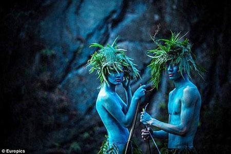 Ảnh cưới nude cực độc của cặp đôi mê phim Avatar 1417503632_2