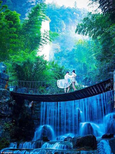Ảnh cưới nude cực độc của cặp đôi mê phim Avatar 1417503634_5