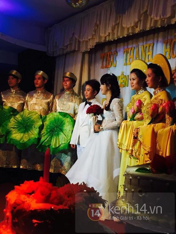 Cặp đôi đồng tính nữ ở Sài Gòn hạnh phúc trong ngày cưới 1417508953_1
