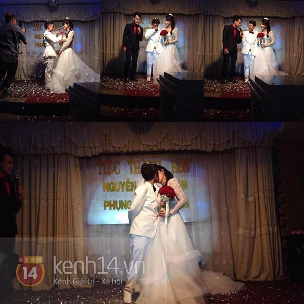 Cặp đôi đồng tính nữ ở Sài Gòn hạnh phúc trong ngày cưới 1417508954_2
