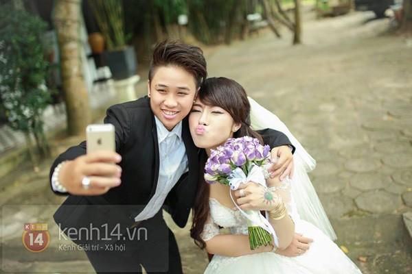 Cặp đôi đồng tính nữ ở Sài Gòn hạnh phúc trong ngày cưới 1417508957_4