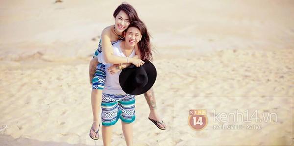 Cặp đôi đồng tính nữ ở Sài Gòn hạnh phúc trong ngày cưới 1417508960_7