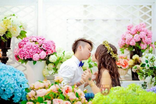 Cặp đôi đồng tính nữ ở Sài Gòn hạnh phúc trong ngày cưới 1417508962_10